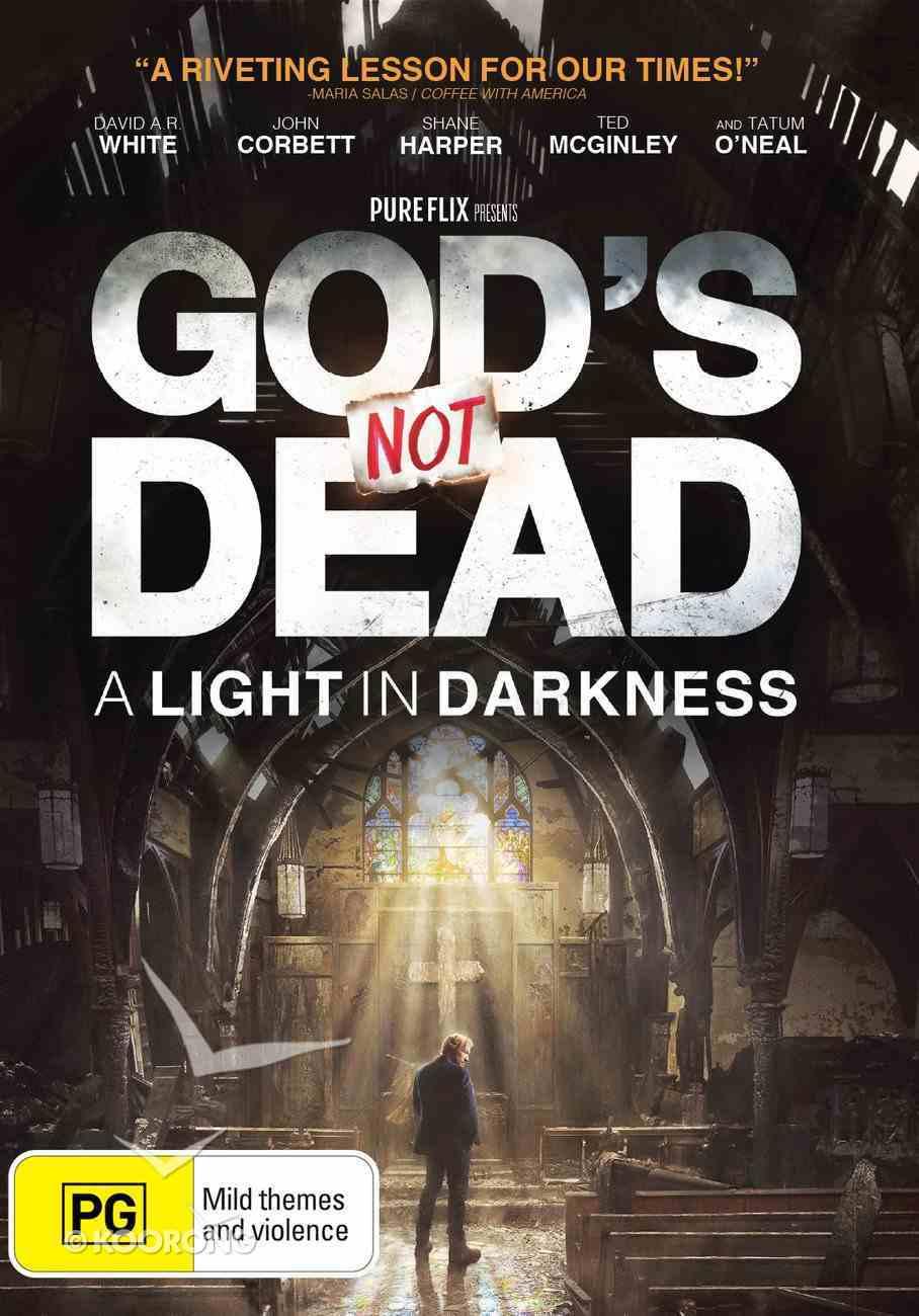 Scr God's Not Dead 3 Screening Licence Small (0-100) Digital Licence