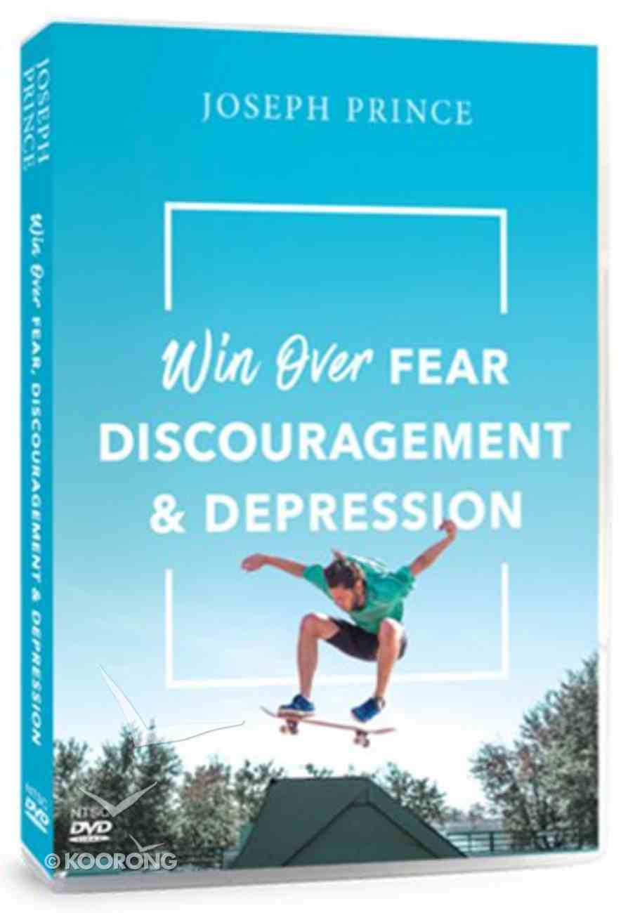 Win Over Fear, Discouragement and Depression (3 Dvd Set) DVD