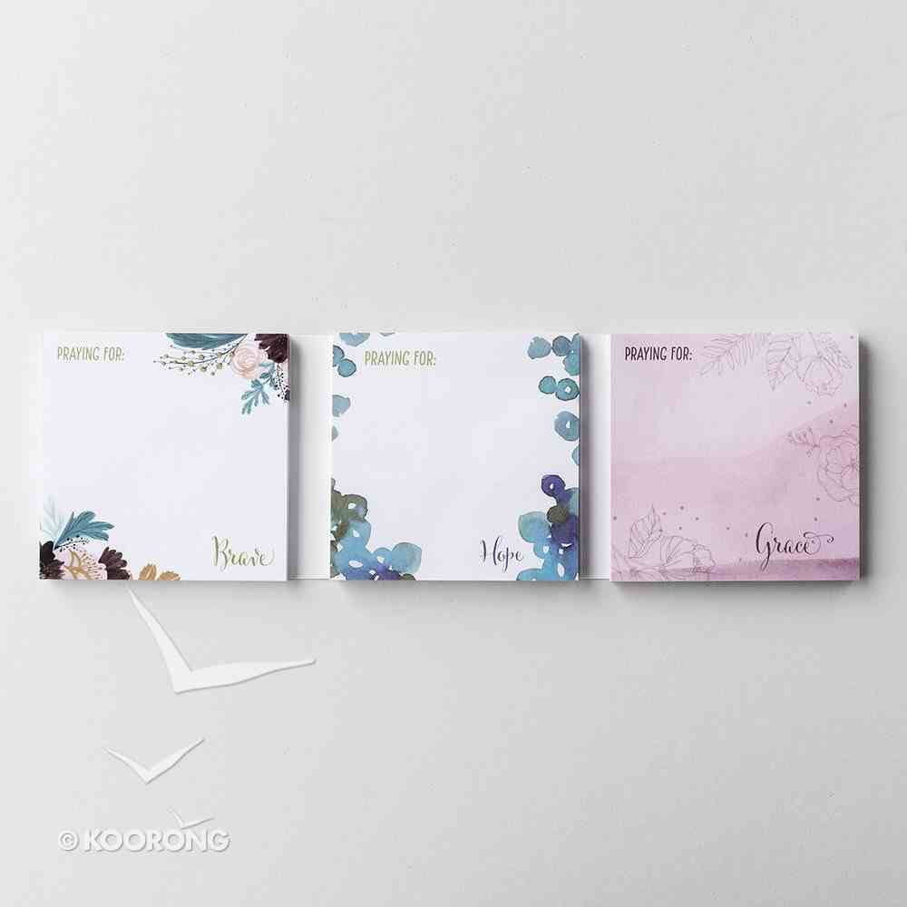Sticky Prayers: I Can Do All Things Through Christ Who Strengthens Me (Phil 4:13) ((In)courage Gift Product Series) Stationery