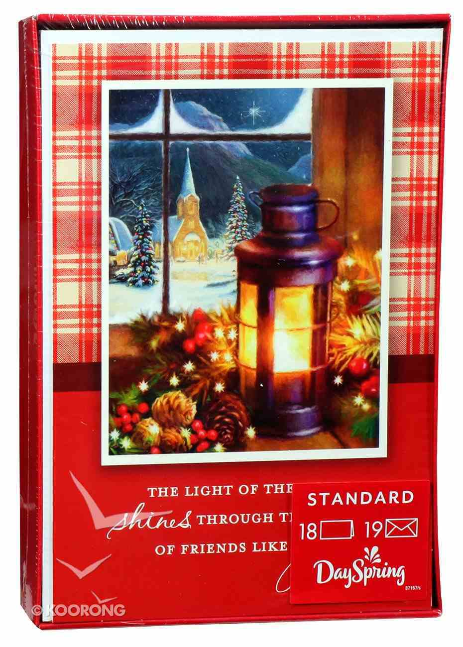 Christmas Boxed Cards: Light of the World (Isaiah 60:1) Box