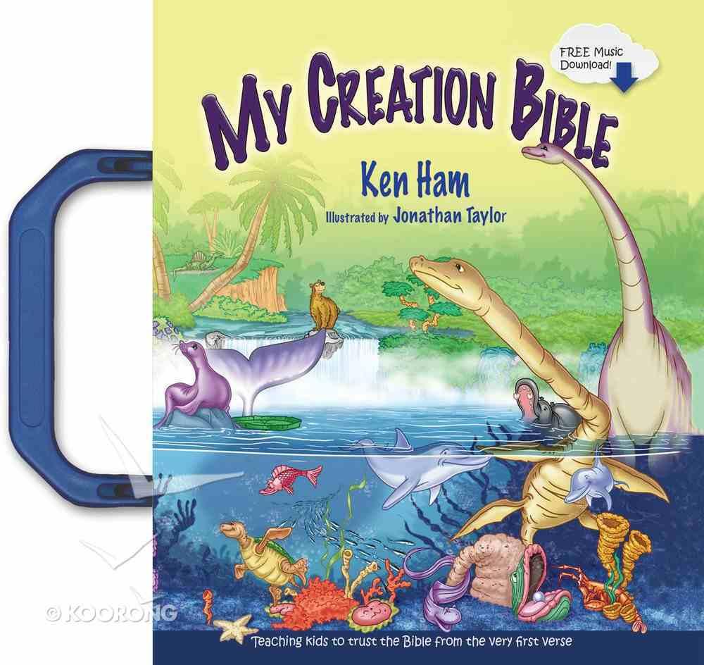 My Creation Bible Board Book