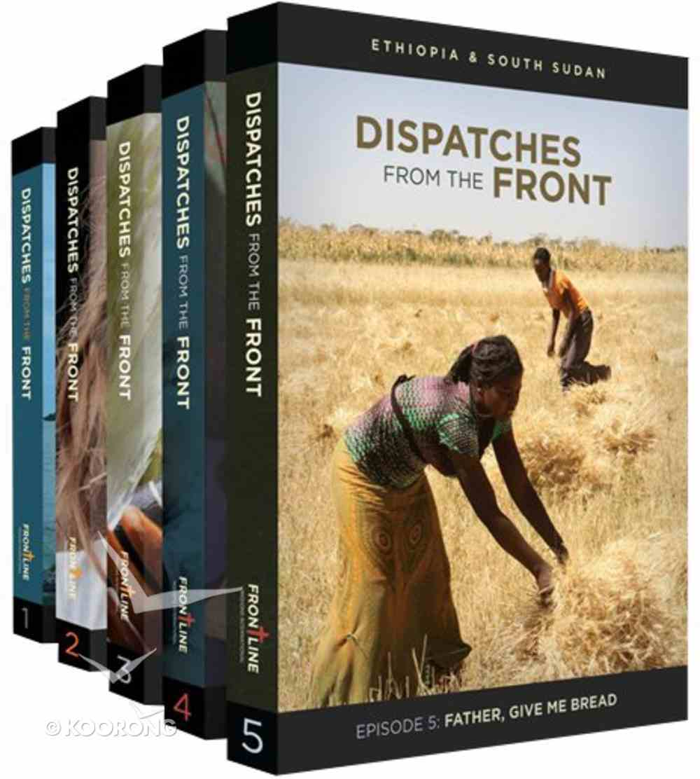 Dispatches From the Front (5 Dvd Set) DVD