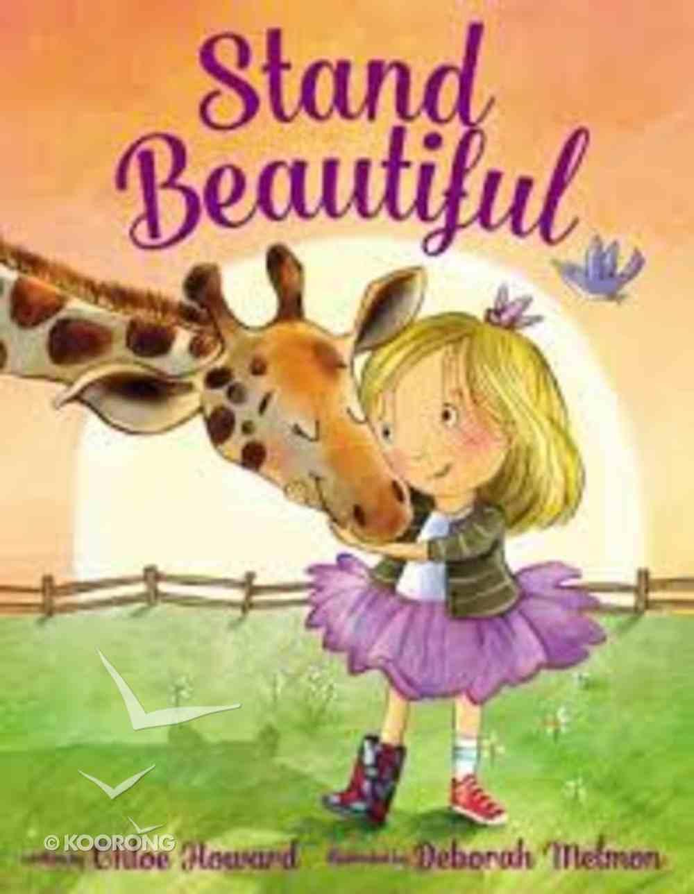 Stand Beautiful - Picture Book Hardback