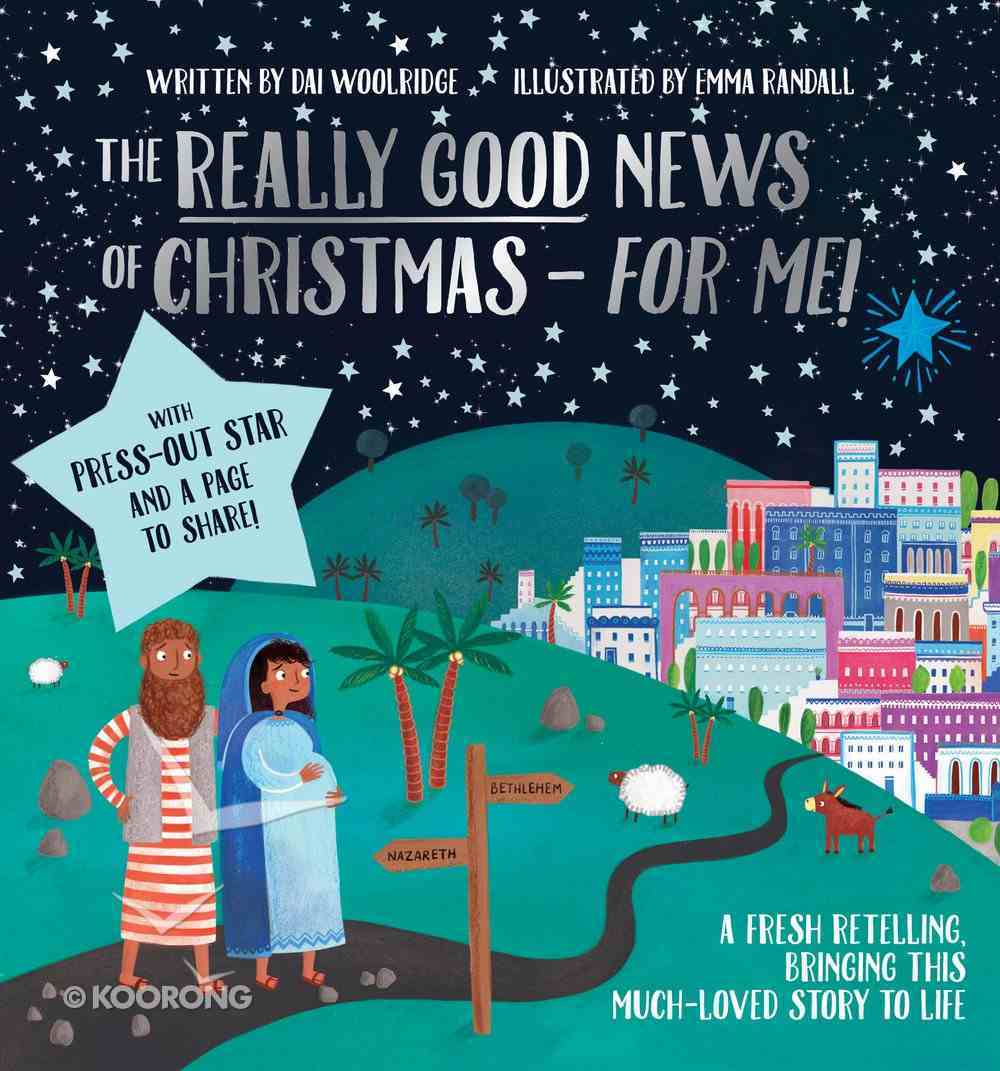 The Really Good News of Christmas - For Me! Paperback