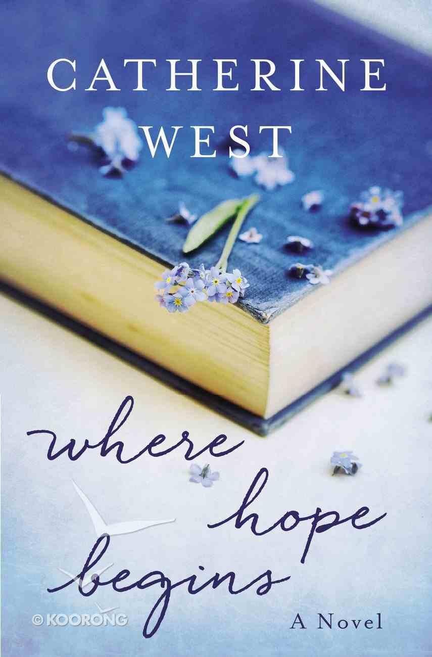 Where Hope Begins Paperback
