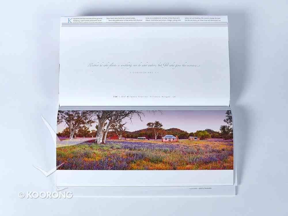 Reflections: Spirit of Australia Hardback