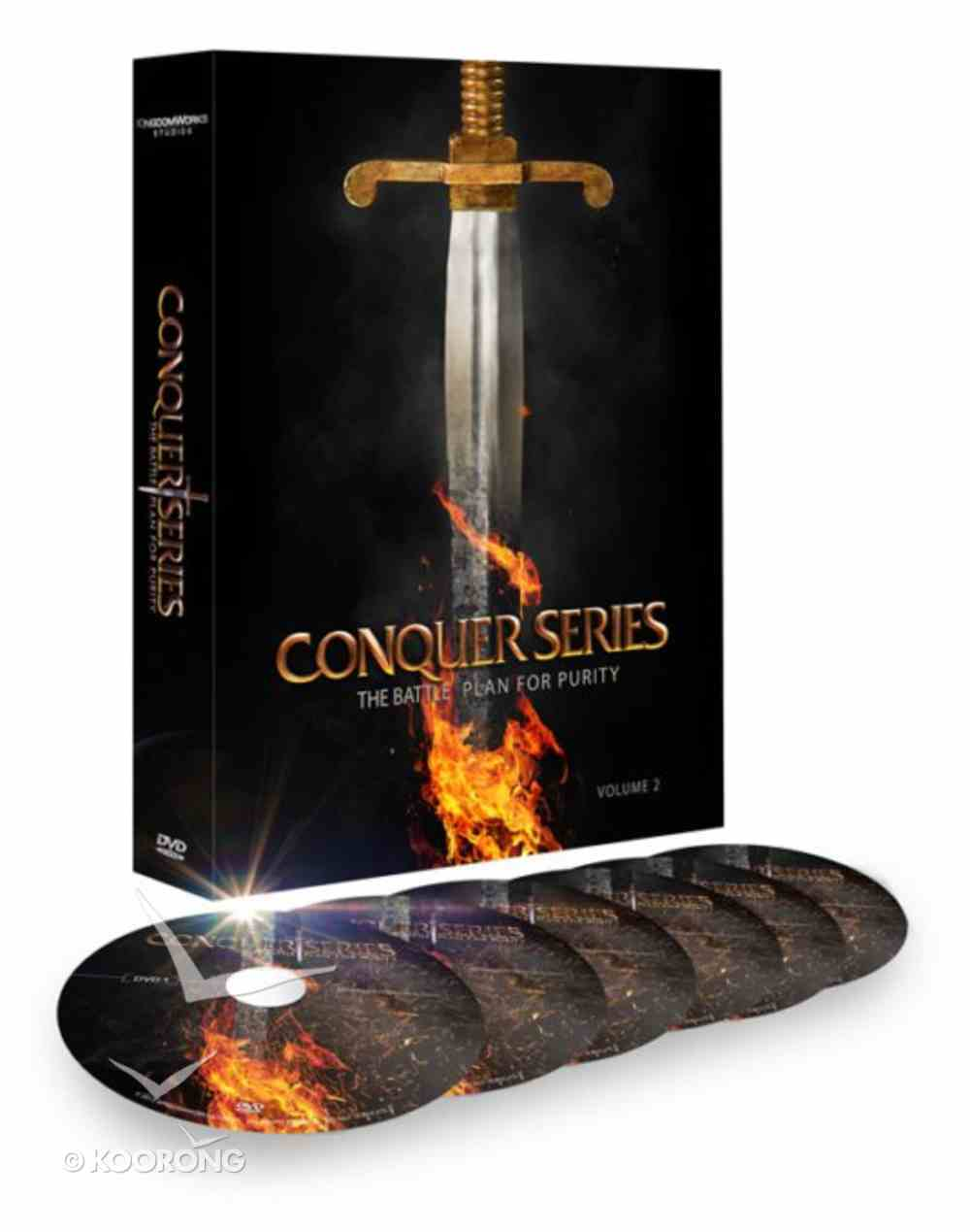 The Battle Plan For Purity (6 DVD Set) (#02 in Conquer Series) Pack