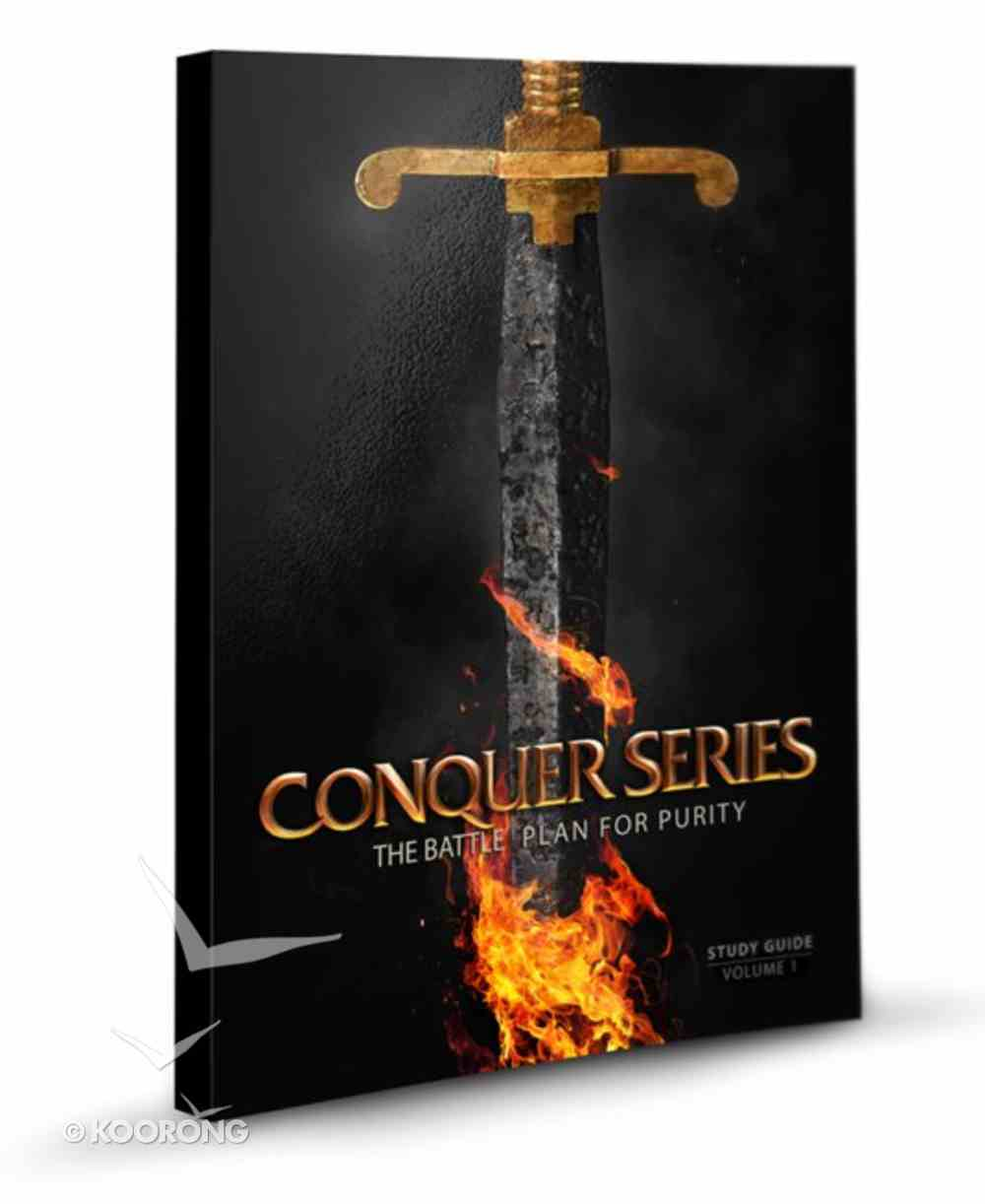 The Battle Plan For Purity (#01 in Conquer Series) Paperback
