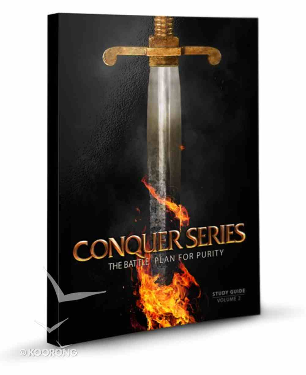 The Battle Plan For Purity (#02 in Conquer Series) Paperback