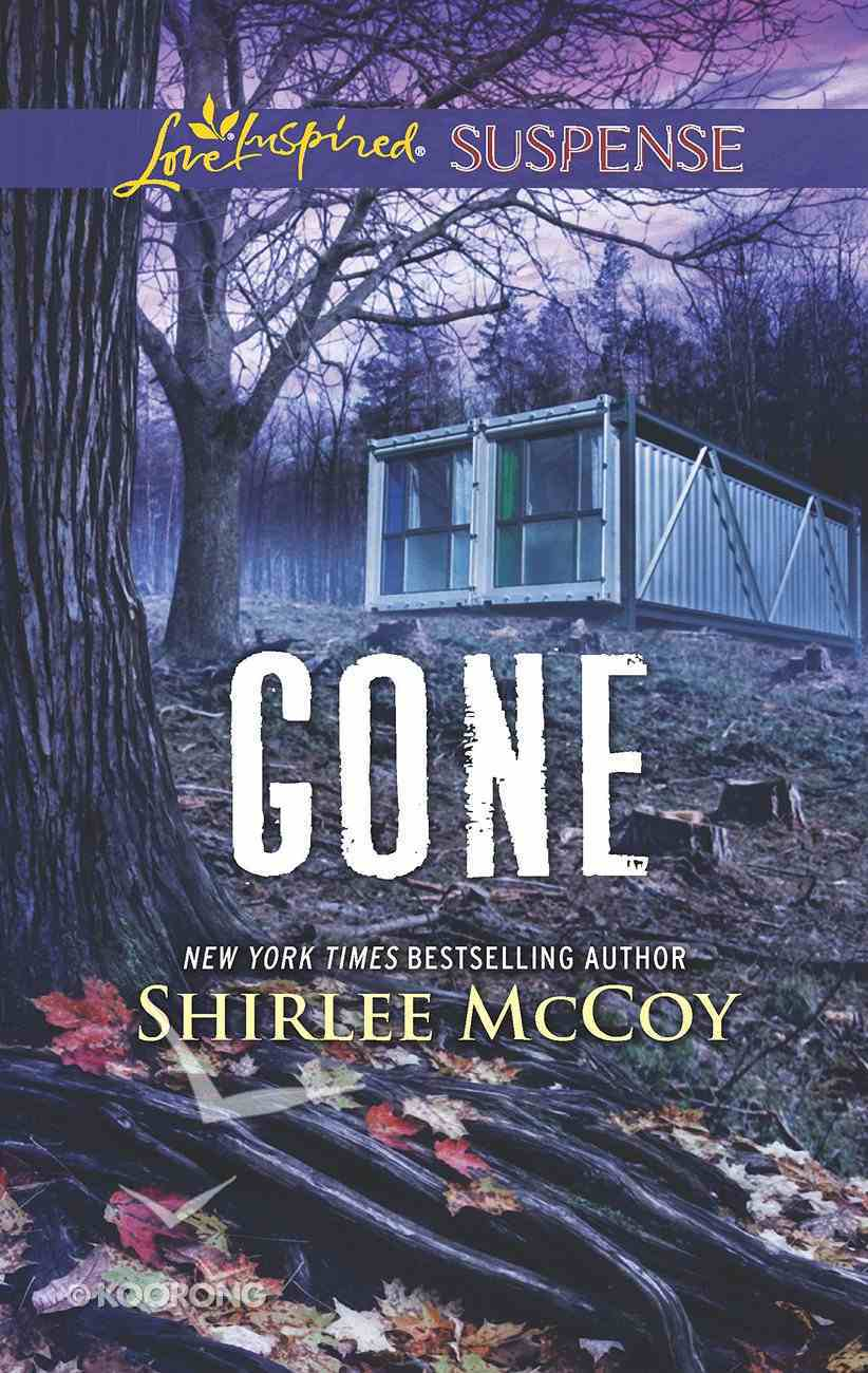 Gone (Fbi: Special Crimes Unit) (Love Inspired Suspense Series) Mass Market