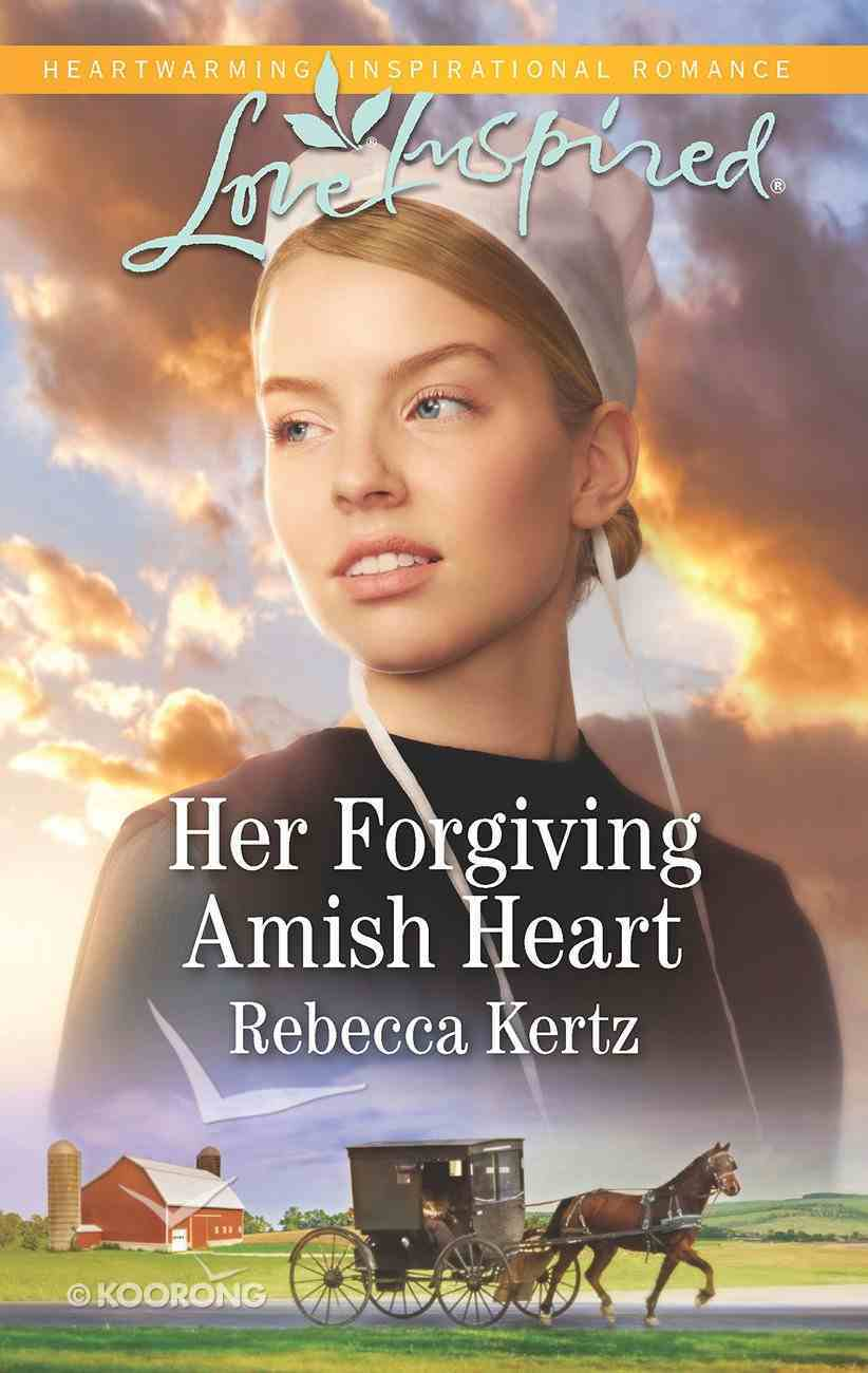 Her Forgiving Amish Heart (Women of Lancaster County) (Love Inspired Series) Mass Market