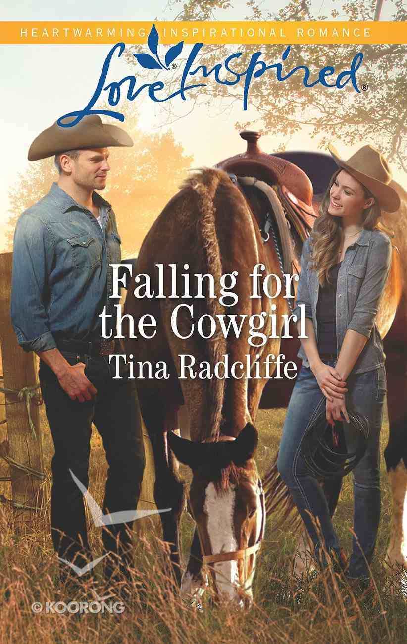 Falling For the Cowgirl (Big Heart Ranch) (Love Inspired Series) Mass Market
