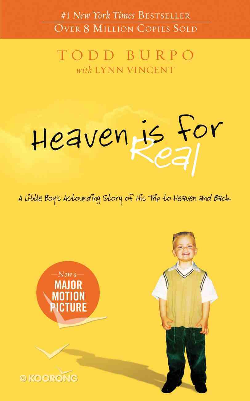 Heaven is For Real Mass Market