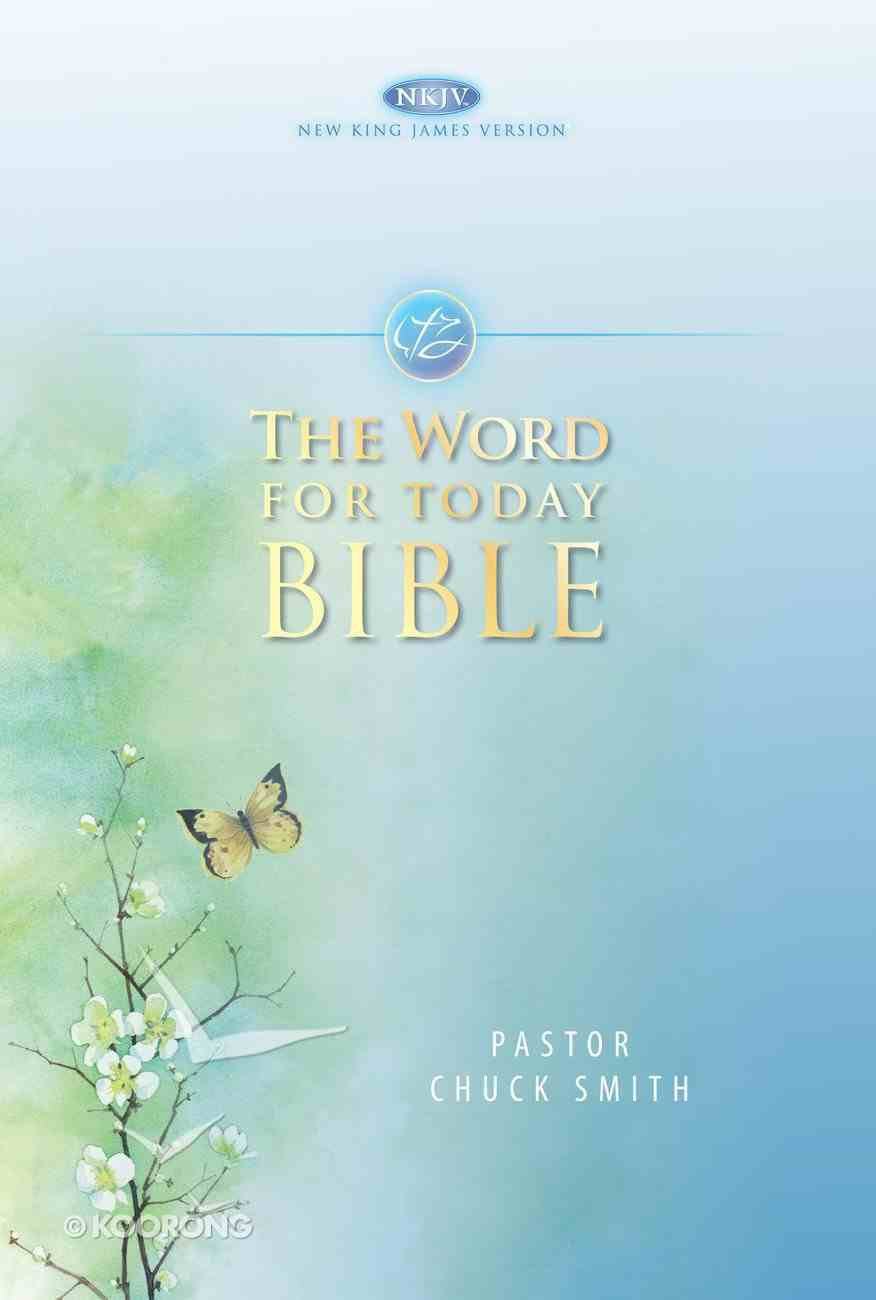 NKJV Word For Today For Women (Red Letter Edition) Paperback
