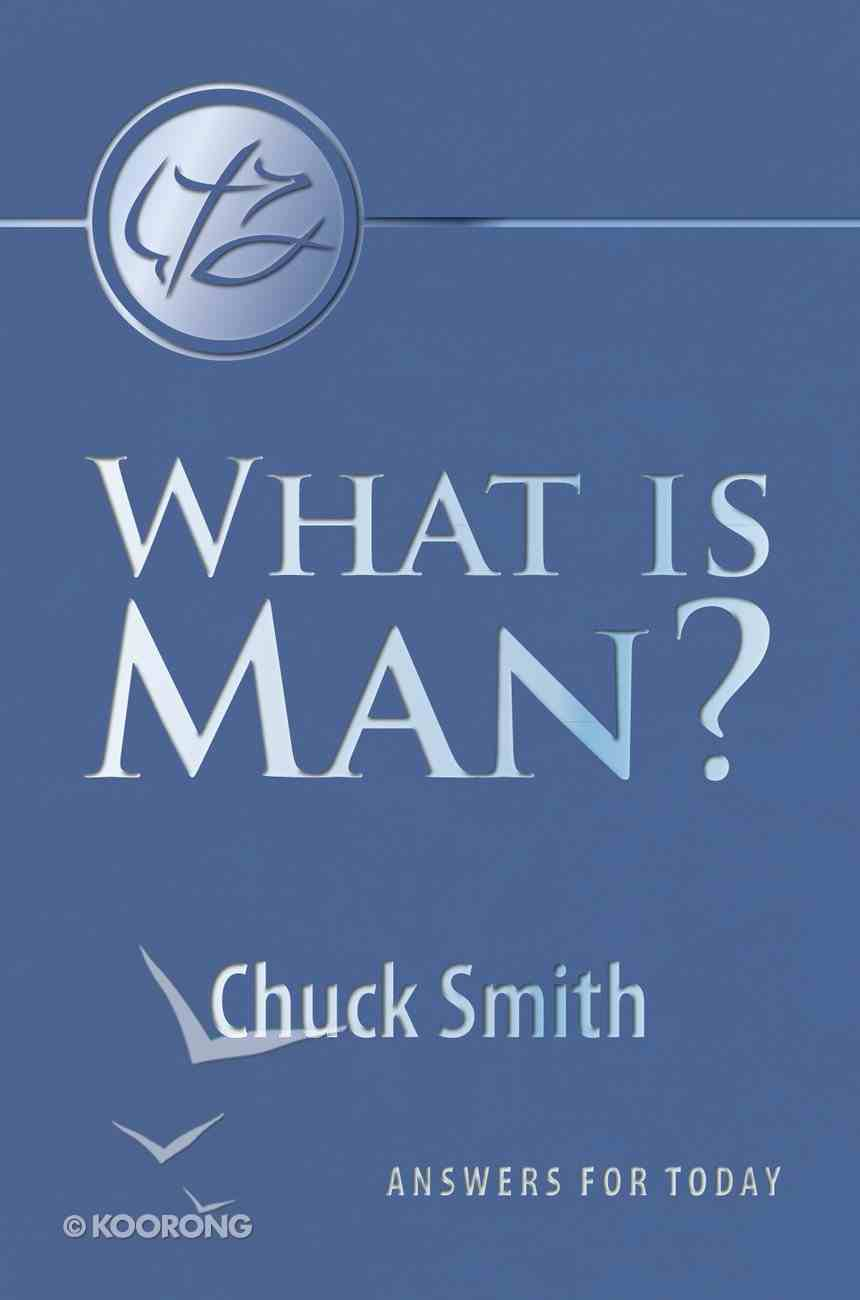 What is Man? Booklet