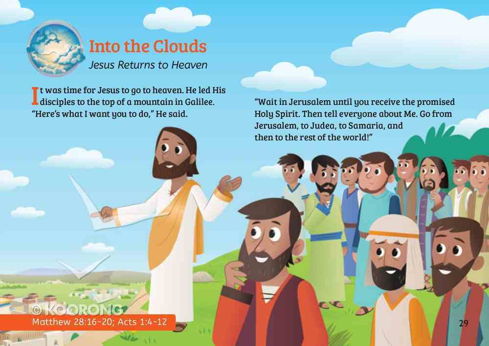 The Bible App For Kids: Book of Hope Booklet