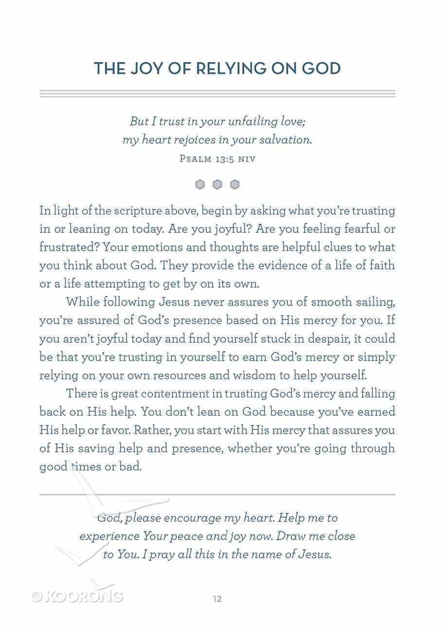 3-Minute Devotions For Men: 180 Encouraging Readings Paperback