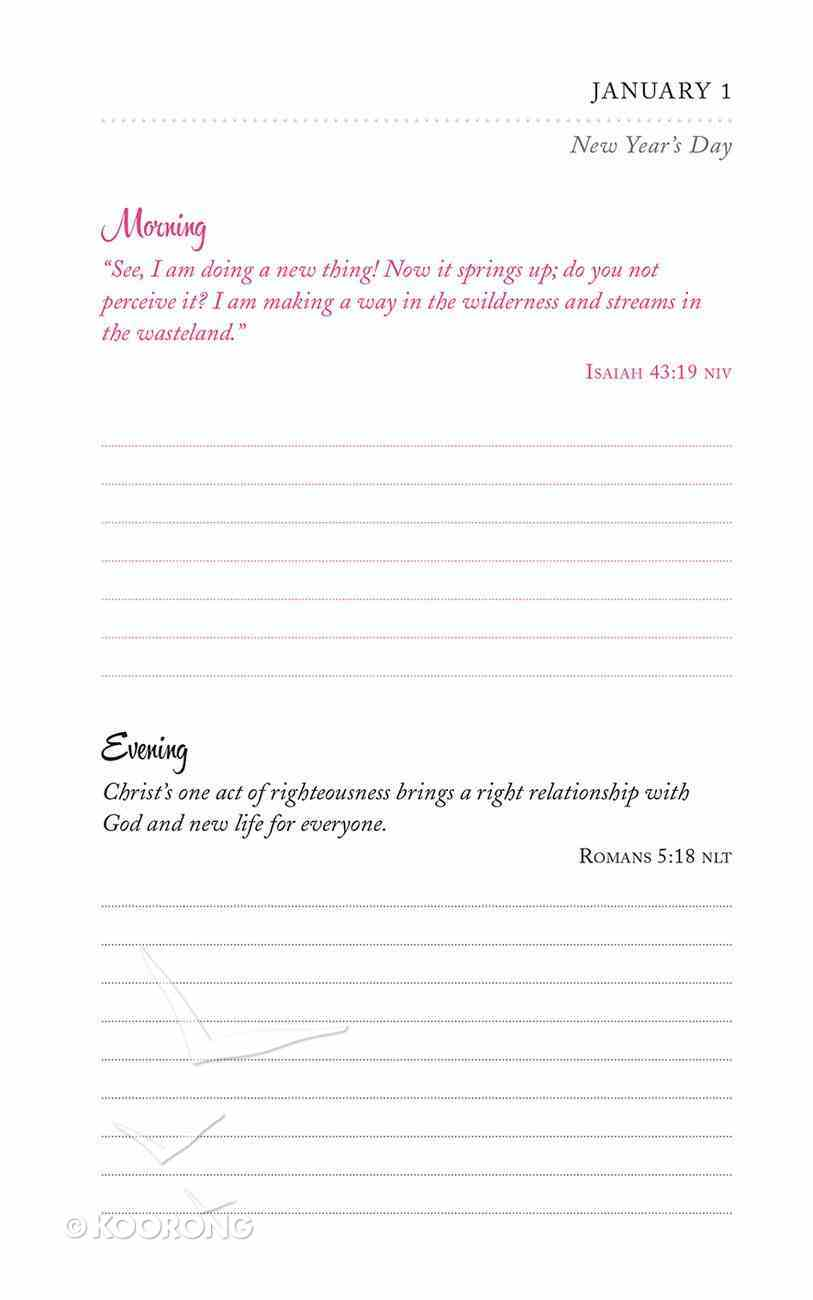 My Daily Prayer Journal For Morning and Evening Imitation Leather