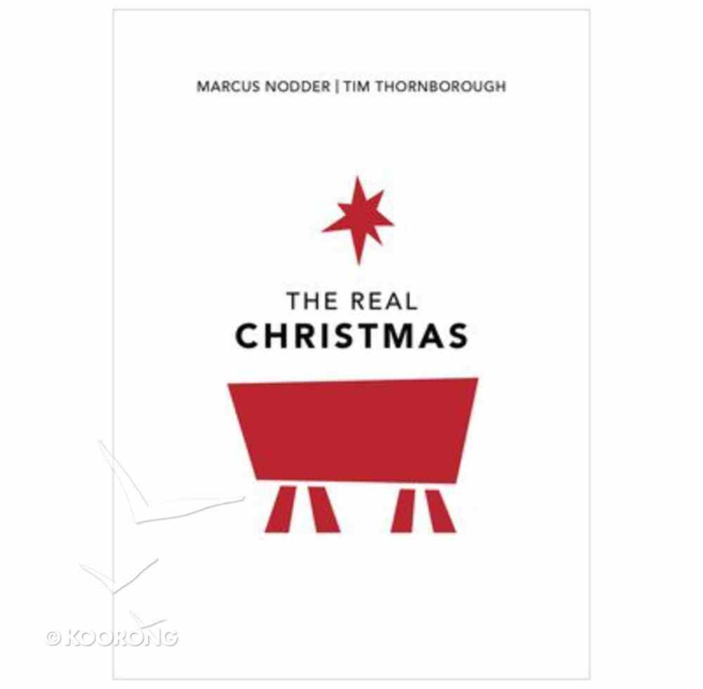 The Real Christmas Booklet