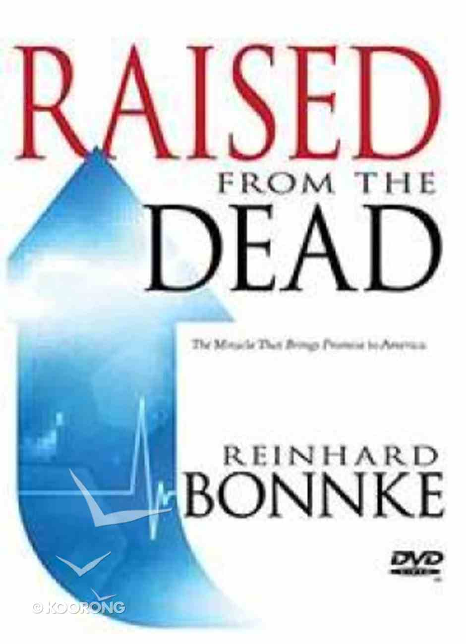 Raised From the Dead (New Version) DVD