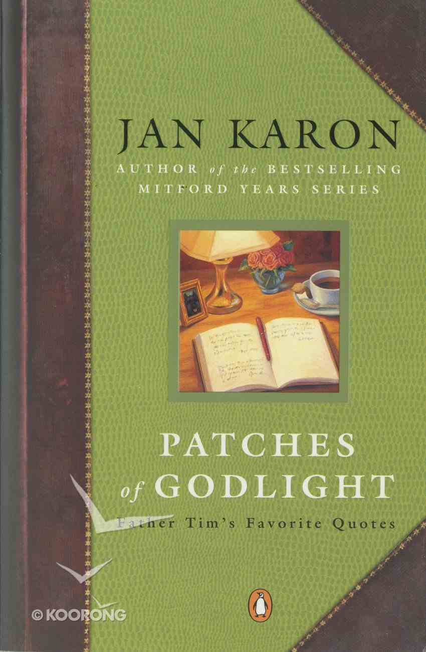 Patches of Godlight Paperback