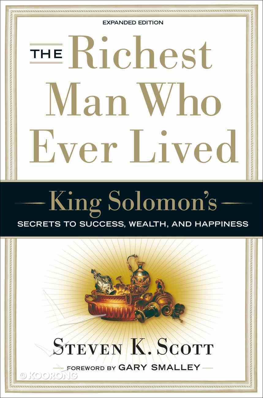 The Richest Man Who Ever Lived Hardback