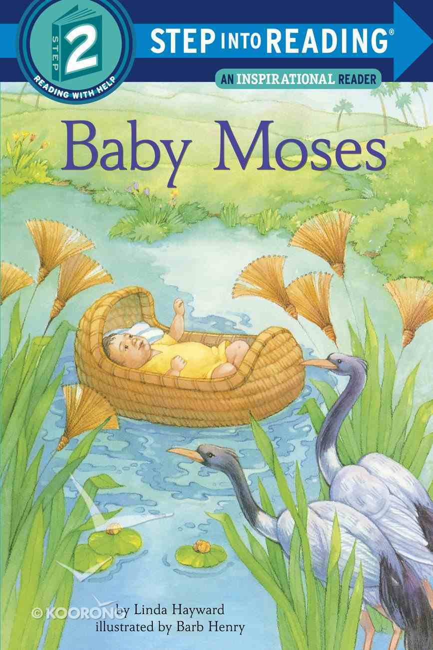 Baby Moses (Step Into Reading Level 1) Paperback