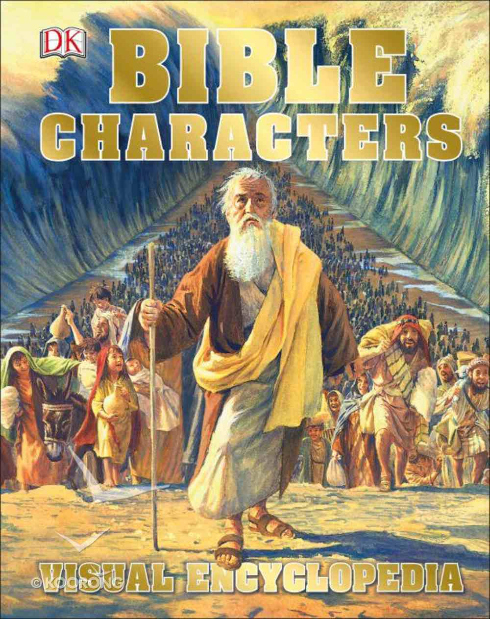 Bible Characters Visual Encyclopedia Hardback