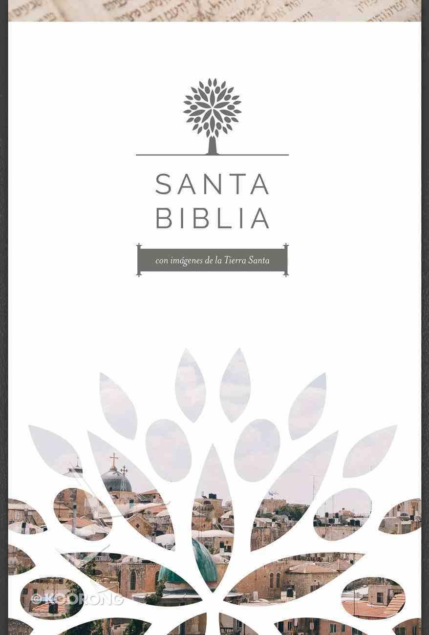 Rvr 1960 Santa Biblia Letra Grande (Red Letter Edition) (The Holy Bible Rvr 1960 - Large Print) Paperback