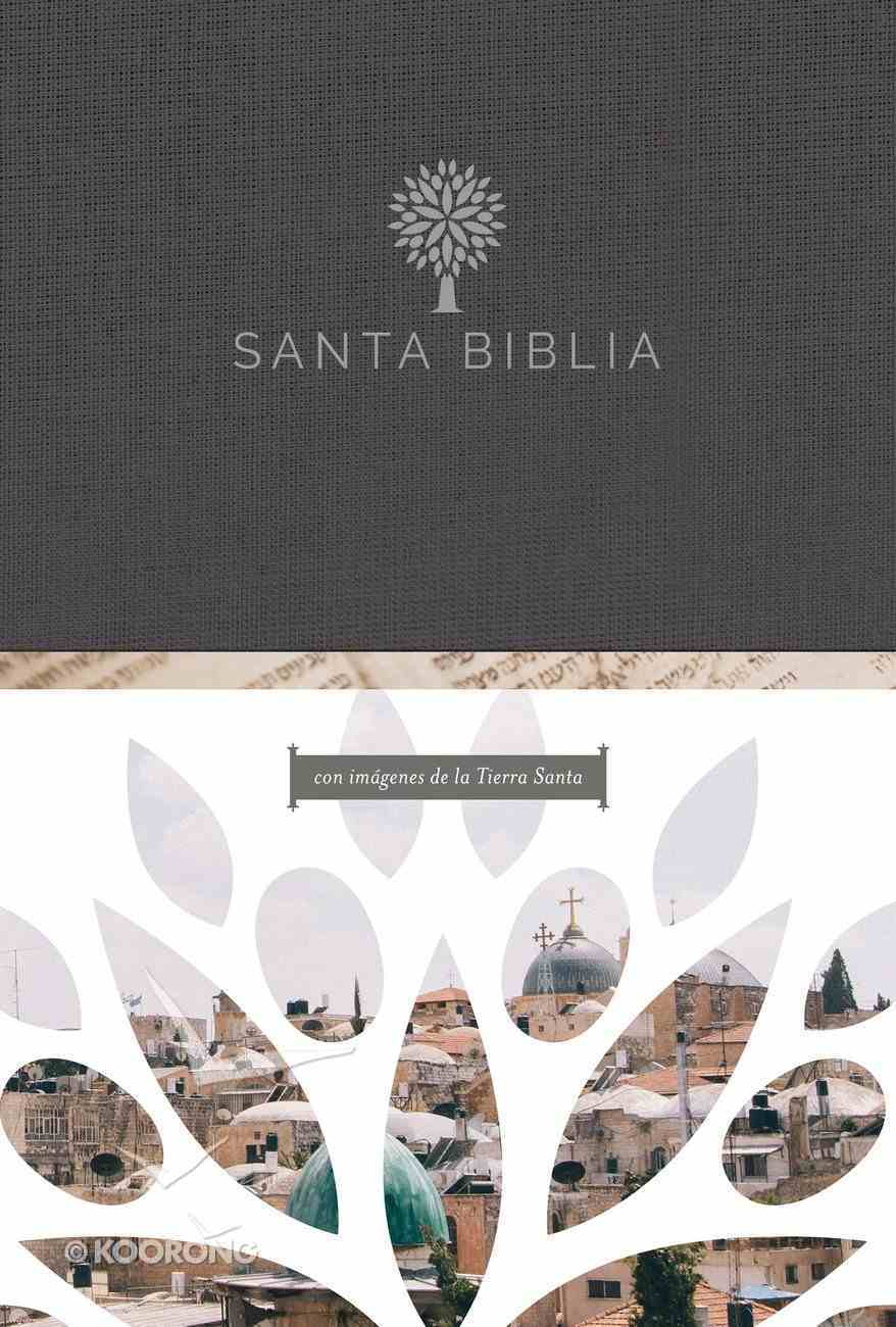 Rvr 1960 Santa Biblia Letra Grande (Red Letter Edition) (The Holy Bible Rvr 1960 - Large Print) Hardback