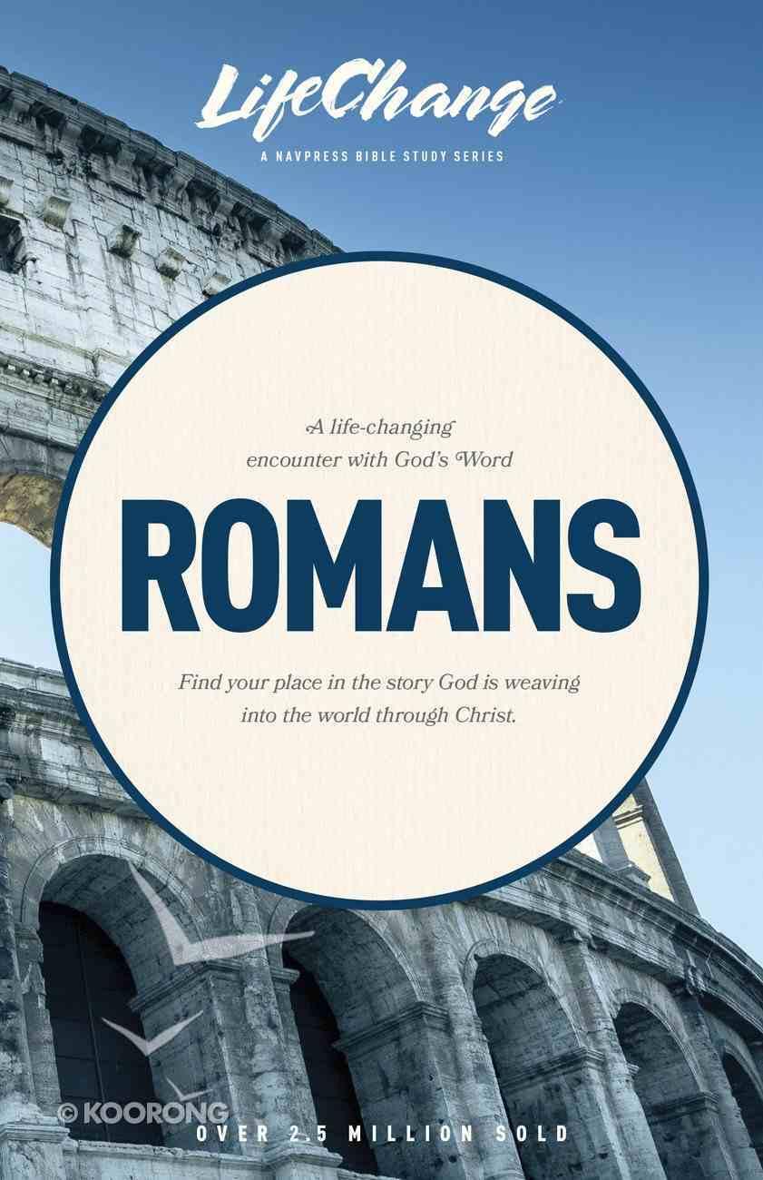 Romans (Lifechange Study Series) Paperback