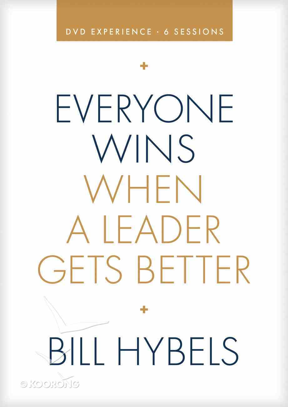 Everyone Wins When a Leader Gets Better (Dvd Experience) DVD