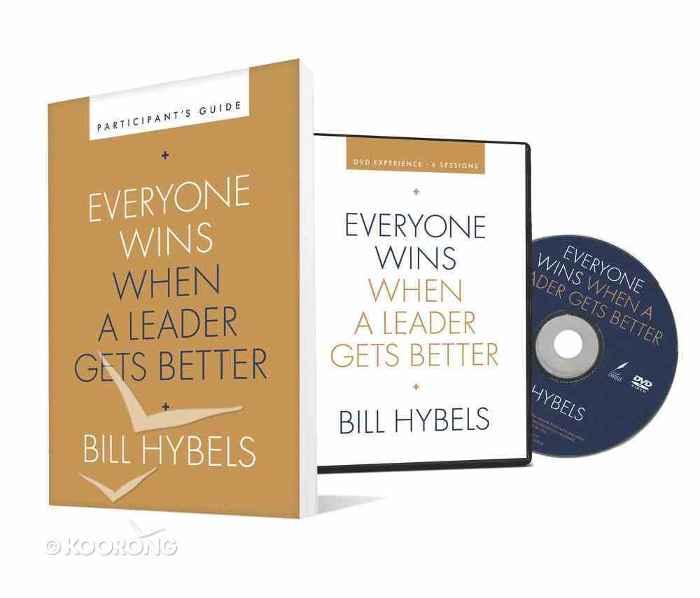 Everyone Wins When a Leader Gets Better (Participant Guide With Dvd) Pack