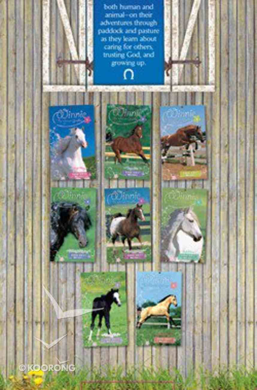 Winnie the Horse Gentler Barn (Boxed Set) (Winnie The Horse Gentler Series) Paperback