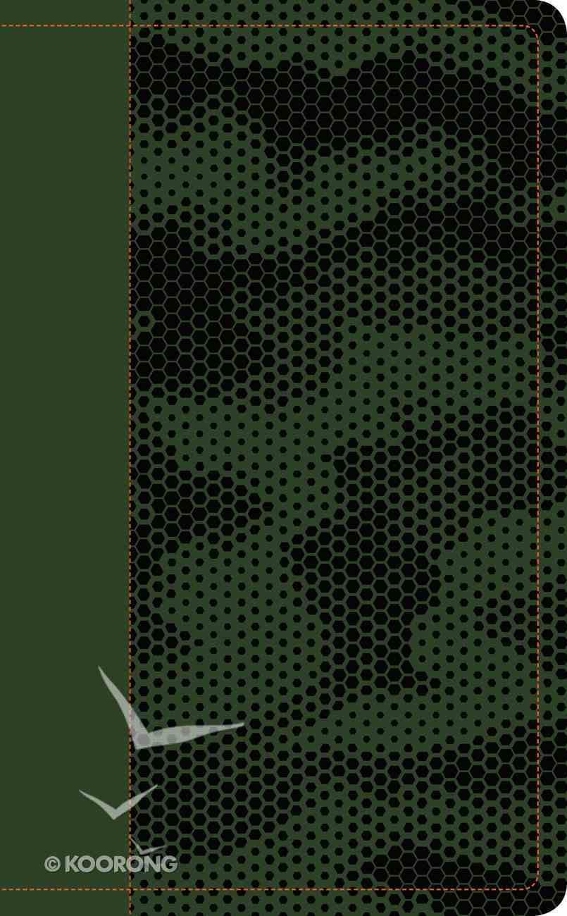 Ntv Santa Biblia Edicion Ziper Bosque (Black Letter Edition) Imitation Leather