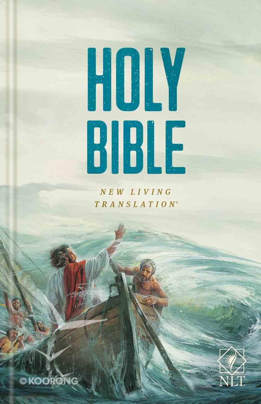 NLT Children's Bible (Black Letter Edition) Hardback
