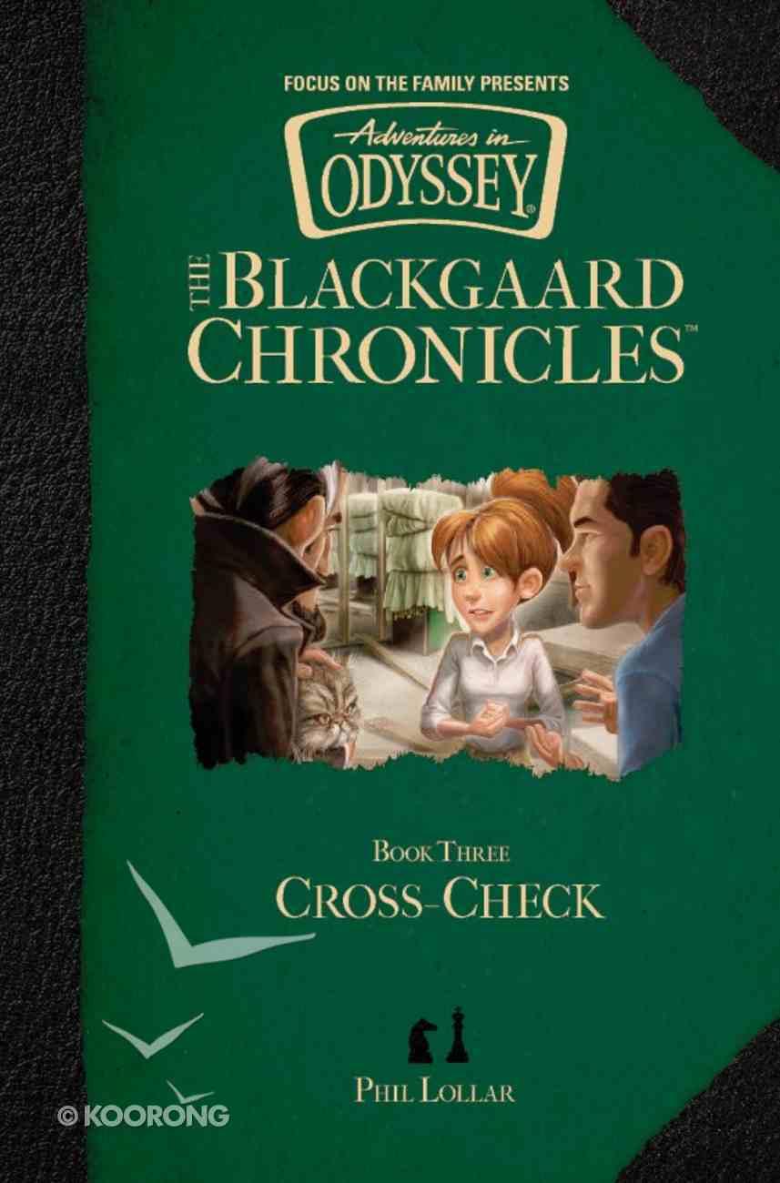 Cross-Check (#03 in Aio Blackgaard Chronicles Series) Hardback