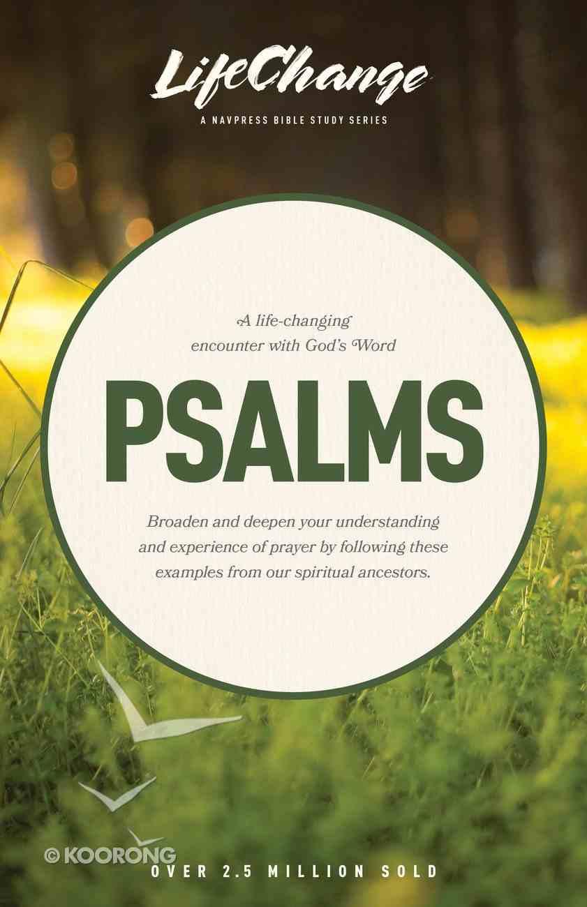Psalms (Lifechange Study Series) Paperback