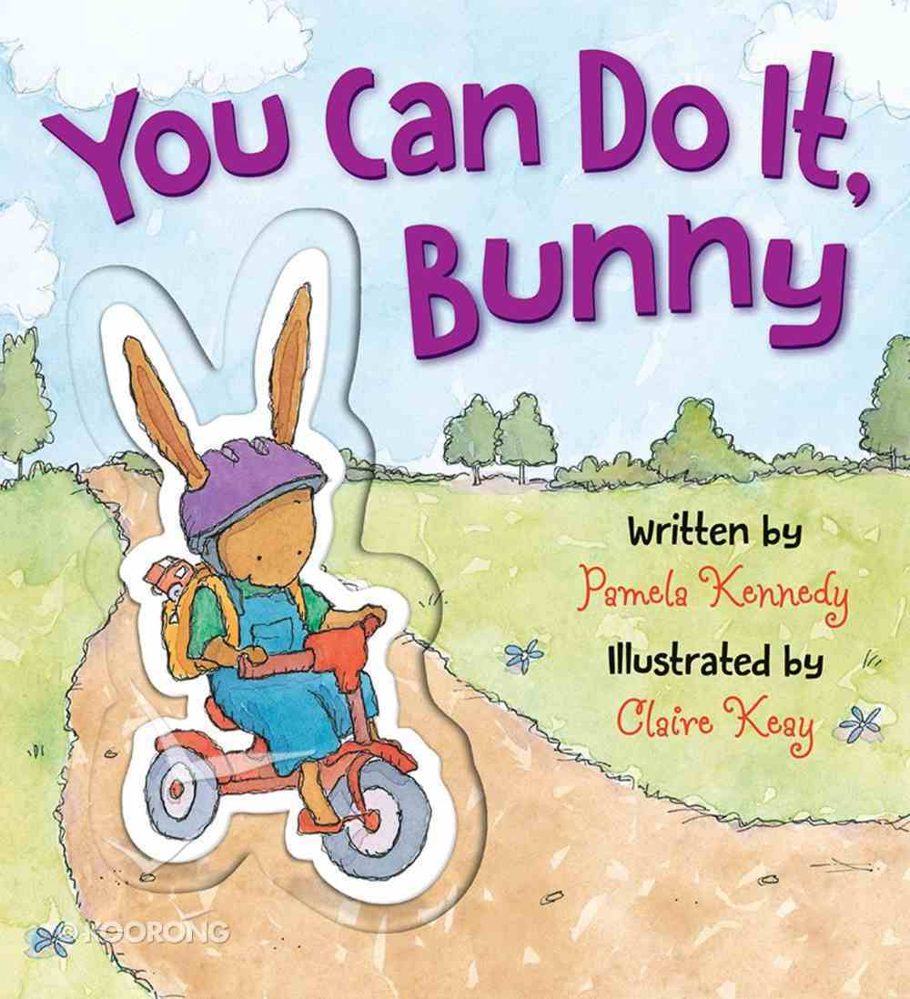 You Can Do It, Bunny Board Book