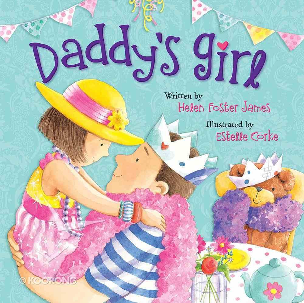 Daddy's Girl Padded Board Book