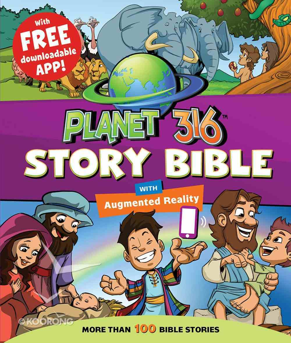 Planet 316 Story Bible (With Free Downloadable App) Hardback