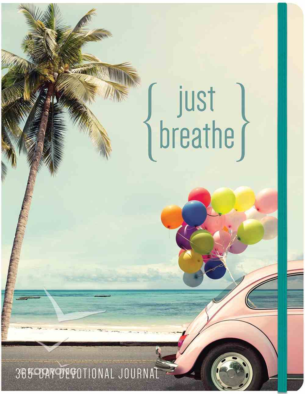 Devotional Journal: Just Breathe Paperback