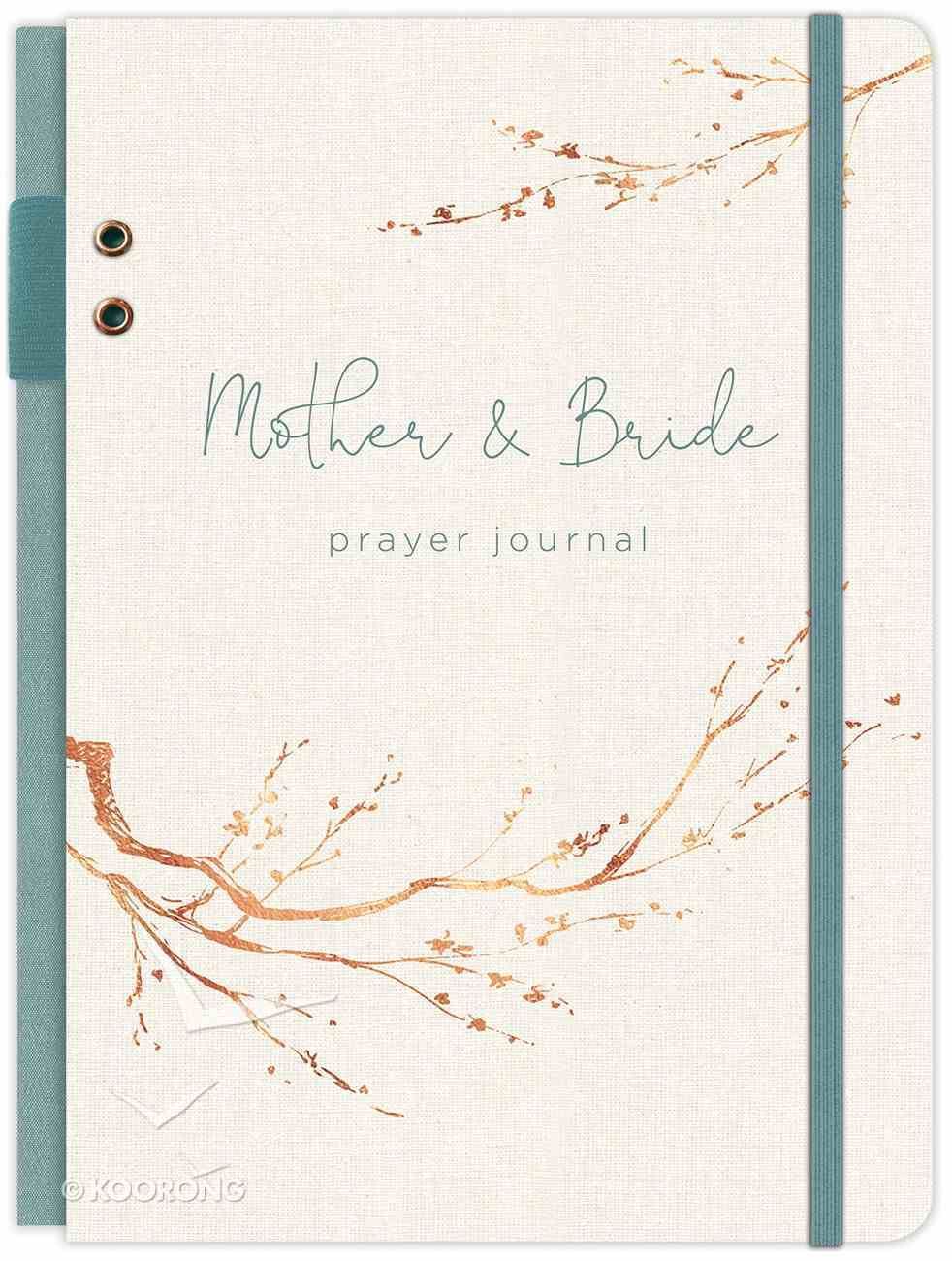 Prayer Journal: Mother & Bride Wedding Hardback