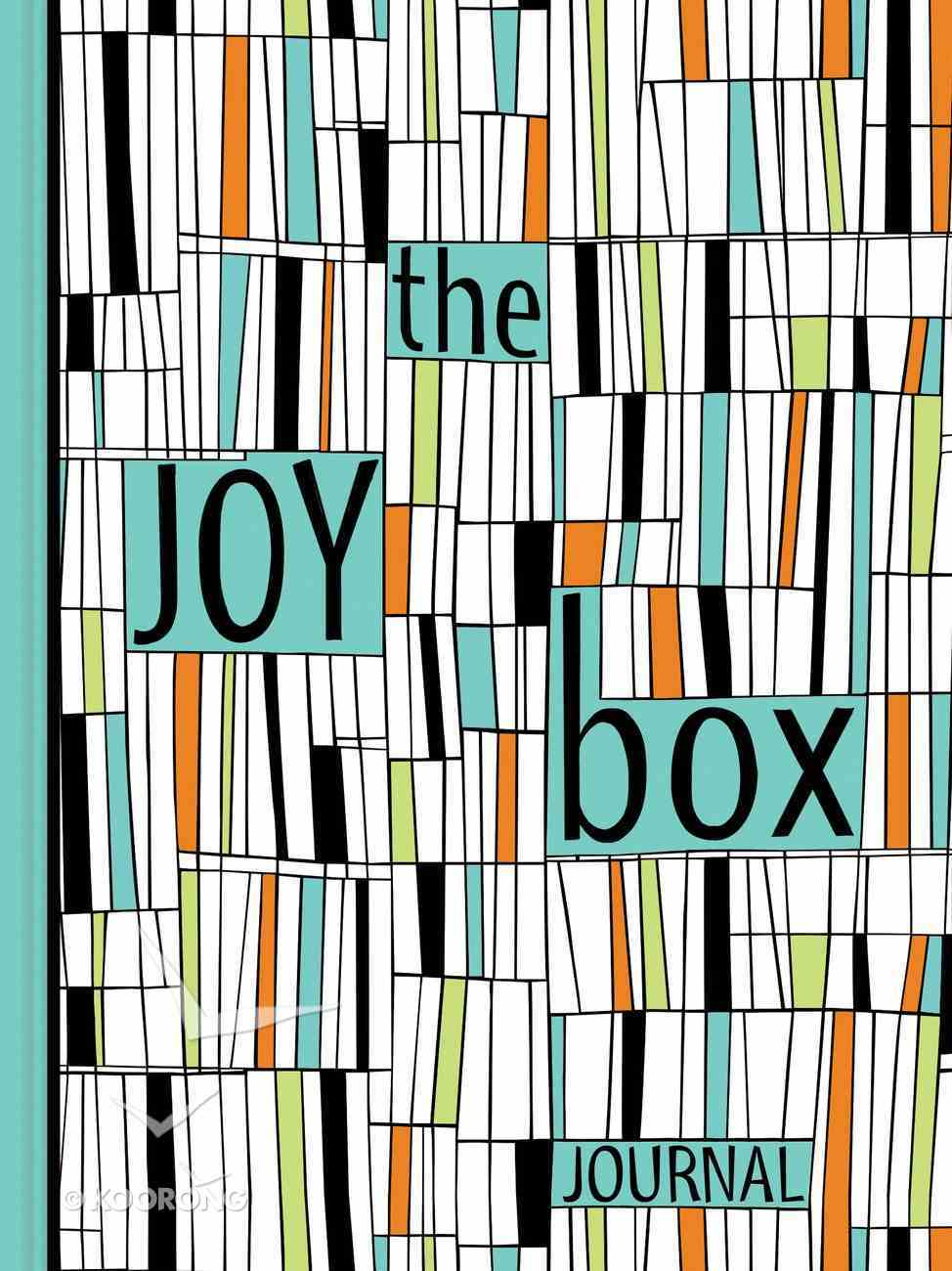 The Joy Box: Specialty Journal Hardback