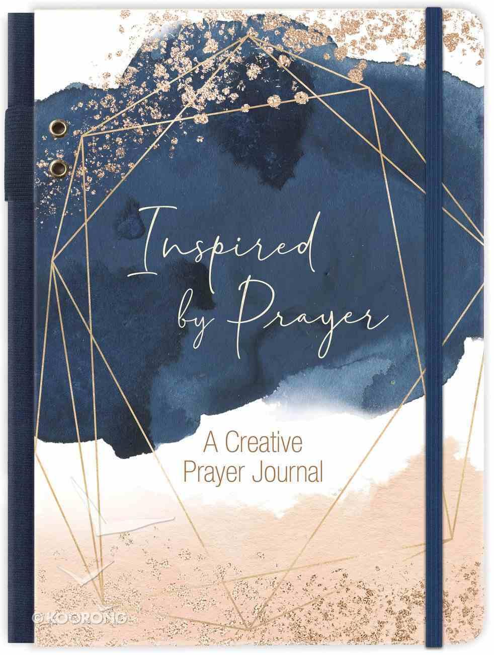 Deluxe Signature Journals: Inspired By Prayer Creative Journal Hardback