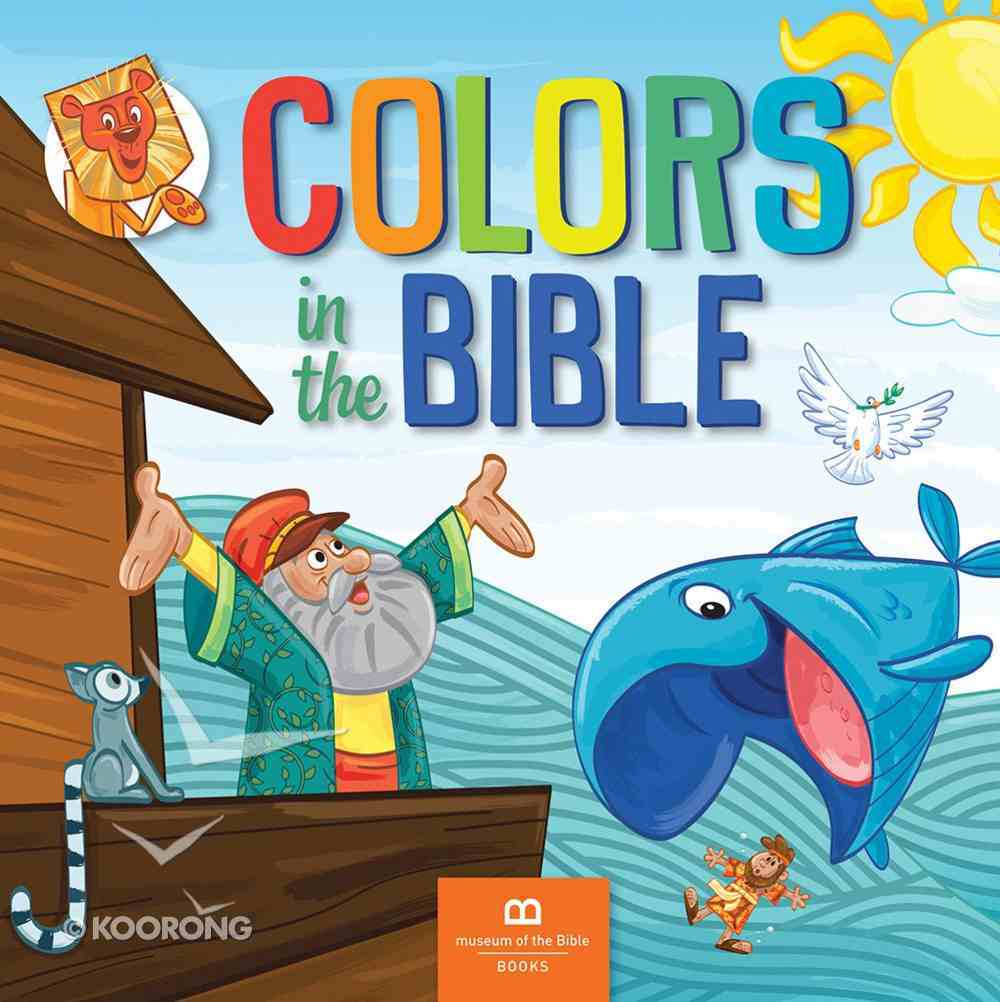 Colors in the Bible Board Book