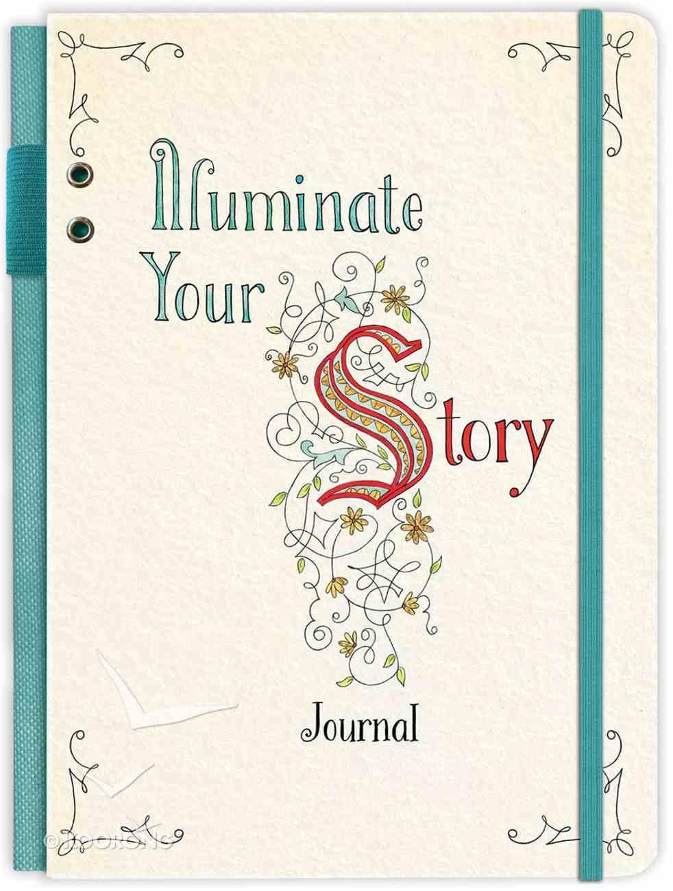 Journal: Illuminate Your Story Hardback