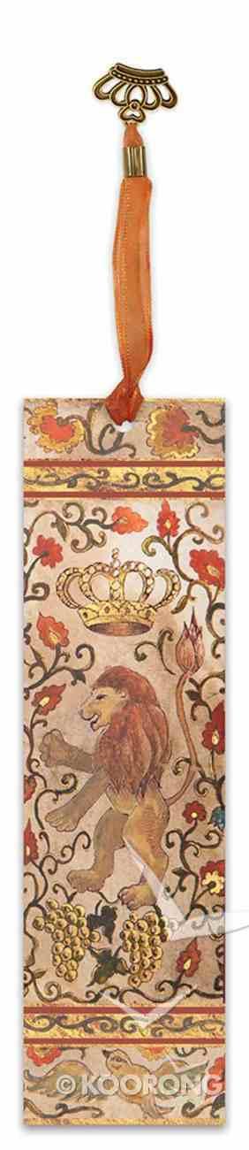 Bookmark Illuminated: Esther Scroll, Lion Stationery