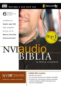 Album Image for Nvi Biblia Completa Audio MP3 - DISC 1