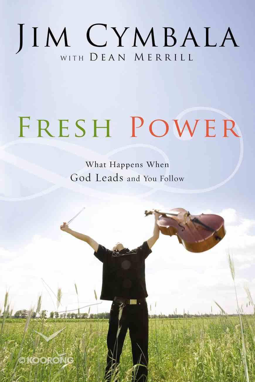 Fresh Power Paperback